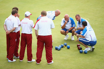 Paul Foster 20th Commonwealth Games: Lawn Bowls