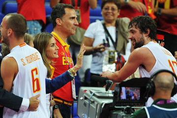 Paul Gasol Olympics Day 14 - Basketball