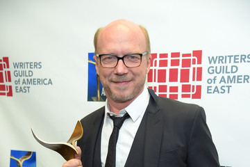 Paul Haggis 2015 Writers Guild Awards New York Ceremony - Arrivals