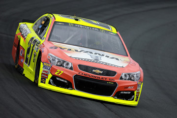 Paul Menard New Hampshire Motor Speedway - Day 1