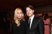 (L-R) Rachel Zoe and Rodger Berman attend The 2017 Baby2Baby Gala presented by Paul Mitchell on November 11, 2017 in Los Angeles, California.