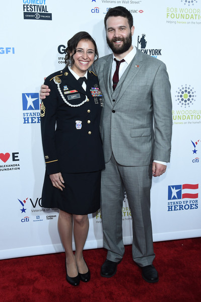 The New York Comedy Festival and the Bob Woodruff Foundation Present the 9th Annual 'Stand Up for Heroes' Event