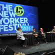Paul Muldoon The New Yorker Festival 2014 - The Emerald Isle With Gabriel Byrne, Anne Enright, Colum McCann, And Colm Toibin, Moderated By Paul Muldoon
