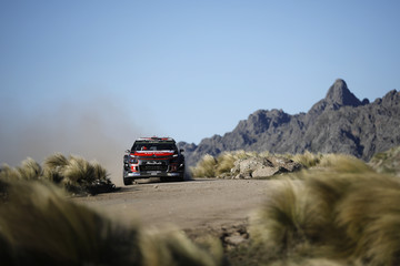 Paul Nagle FIA World Rally Championship Argentina - Day Two