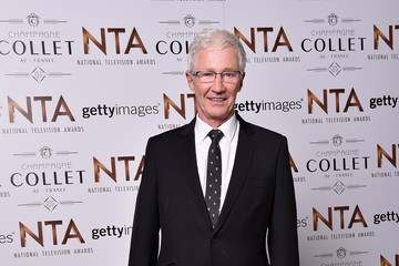 Paul O'Grady National Television Awards - Inside Arrivals