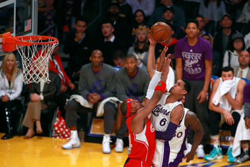 Paul Pierce Los Angeles Clippers v Los Angeles Lakers