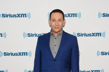 Paul Reubens Celebrities Visit SiriusXM - March 23, 2016