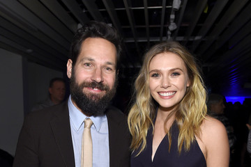 Paul Rudd The Cinema Society With Audi & FIJI Host a Screening of Marvel's 'Captain America: Civil War' - After Party