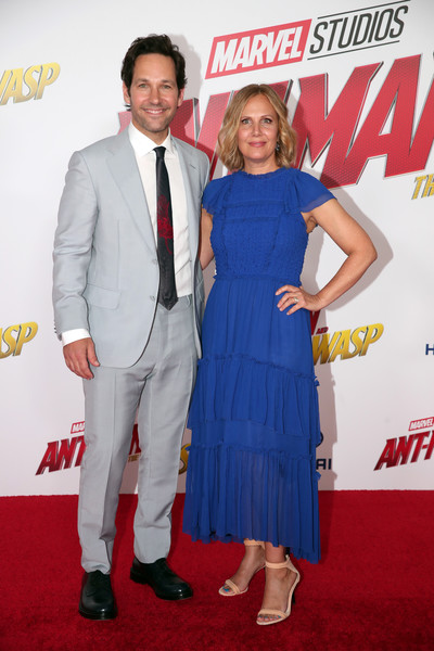 Premiere Of Disney And Marvel's 'Ant-Man and the Wasp' - Arrivals