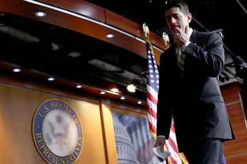 Paul Ryan The House Votes on Trump's American Health Care Act