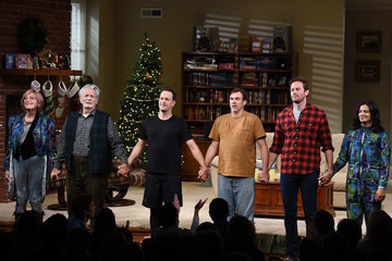 Paul Schneider 'Straight White Men' Broadway Opening Night