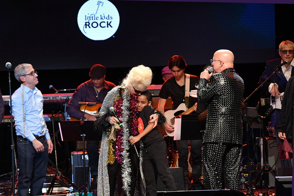 10th Annual Little Kids Rock Benefit Concert: Celebrating Lives Transformed Through Music Education