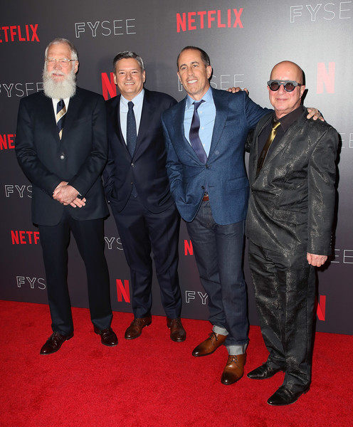 Netflix #FYSEE 'My Next Guest Needs No Introduction With David Letterman' FYC Event