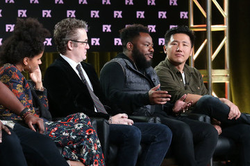 Paul Simms 2018 Winter TCA Tour - Day 2