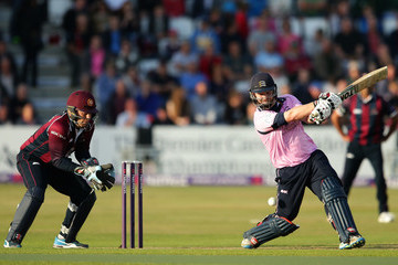 Paul Stirling Northamptonshire v Middlesex: NatWest T20 Blast