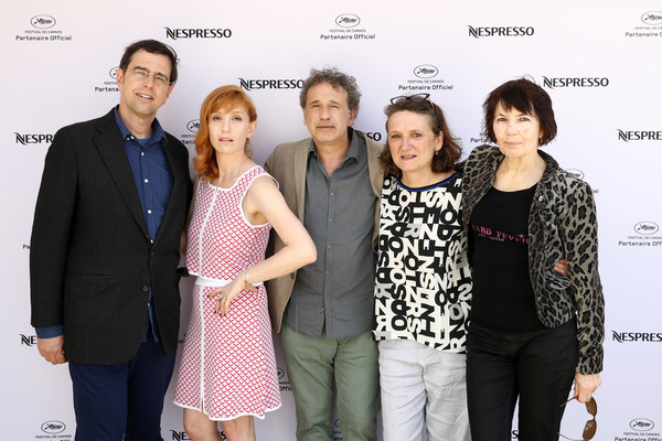 Jury De L'Oeil D'Or 2018 Photocall - The 71st Annual Cannes Film Festival