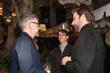 Paul Thomas Anderson Paul Thomas Anderson And Jim Gianopulos Host A Special Evening Celebrating 'A Quiet Place'