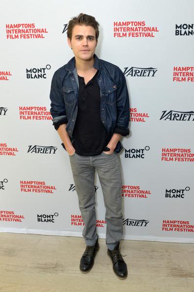 Paul Wesley - The 2014 Hamptons International Film Festival - Day 4