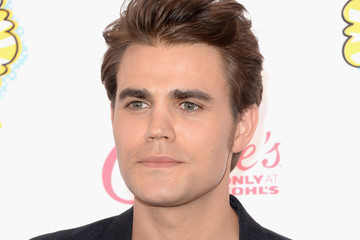 Paul Wesley Arrivals at the Teen Choice Awards