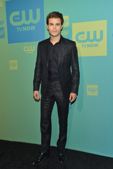 Paul Wesley - The CW Network's Upfront Presentation