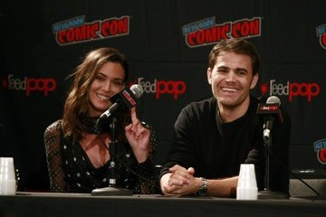 Paul Wesley New York Comic Con - Day 1