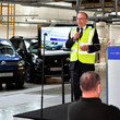 Paul Willcox Stellantis Announces Investment at Vauxhall Ellesmere Port to Build New Electric Vehicles