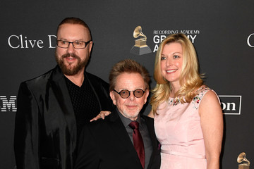 Paul Williams Elizabeth Matthews Pre-GRAMMY Gala And GRAMMY Salute To Industry Icons Honoring Clarence Avant – Arrivals
