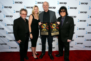 Paul Williams Elizabeth Matthews 2016 ASCAP Pop Awards - Arrivals