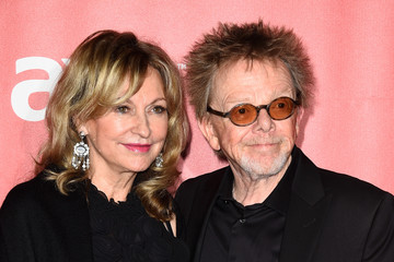 Paul Williams Mariana Williams The 2015 MusiCares Person Of The Year Gala Honoring Bob Dylan - Arrivals