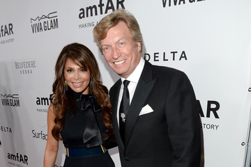 Paula Abdul Arrivals at the amfAR Inspiration Gala — Part 3