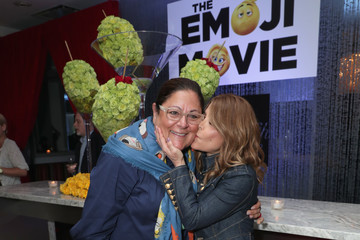 Paula Abdul SAKS FIFTH AVENUE Celebrates Launch of Exclusive Collection by Top Designers Based on Sony Picture Animation's 'The Emoji Movie'