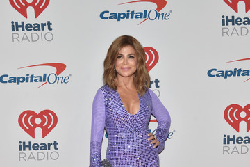 Paula Abdul 2018 iHeartRadio Music Festival -  Night 1 – Press Room