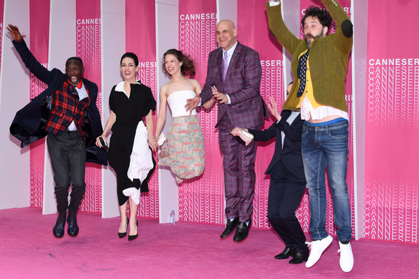 Closing Ceremony And 'Safe' Pink Carpet Arrivals - The 1st Cannes International Series Festival