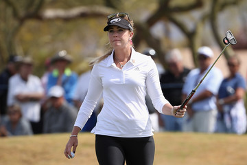 Paula Creamer Bank Of Hope Founders Cup - Round Two