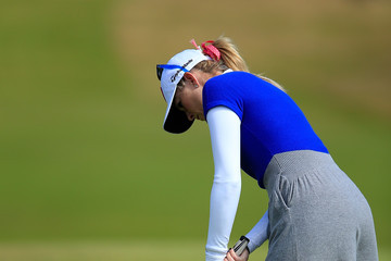 Paula Creamer Ricoh Women's British Open - Day One