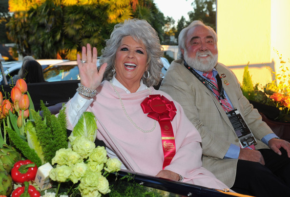 Paula Deen Grand Marshal Paula Deen leads the 122nd Annual Tournament of Roses Parade presented by Honda on January 1, 2011 in Pasadena, California.