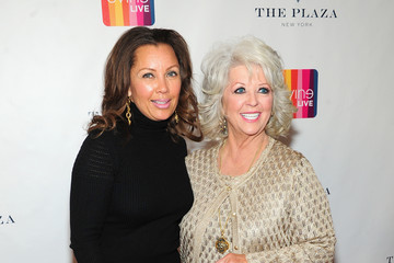 Paula Deen EVINE Live Launches New Digital Retail Brand During Live Broadcast From The Plaza In New York City