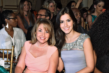 Paula Shugart Sherri Hill - Front Row - Spring 2016 New York Fashion Week