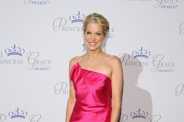 Paula Zahn Arrivals at the Princess Grace Awards Gala — Part 2