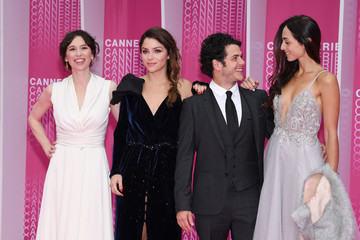 Paulina Davila Closing Ceremony And 'Safe' Pink Carpet Arrivals - The 1st Cannes International Series Festival