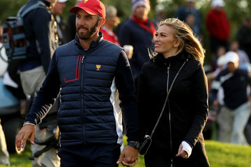 Paulina Gretzky The Presidents Cup - Round Three