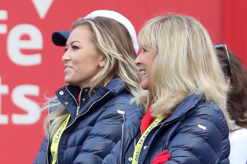 Paulina Gretzky 2016 Ryder Cup - Morning Foursome Matches