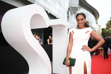 Paulini Arrivals at the 28th Annual ARIA Awards