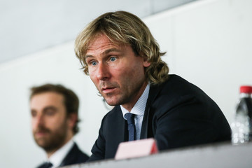 Pavel Nedved Juventus vs FC Internazionale - 2019 International Champions Cup