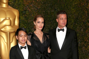 Pax Thien Jolie-Pitt Arrivals at the Governors Awards in Hollywood
