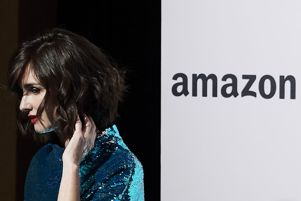 Pilar Rubio And Paz Vega Attend Amazon Pop-Up Inauguration