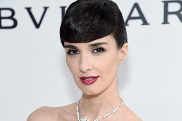 Paz Vega 25th Annual Elton John AIDS Foundation's Oscar Viewing Party - Red Carpet