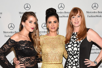 Pearl Katz Mercedes-Benz Fashion Week Spring 2015 - Official Coverage - People And Atmosphere Day 6