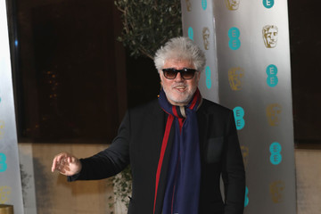 Pedro Almodovar EE British Academy Film Awards - Official After Party - Arrivals