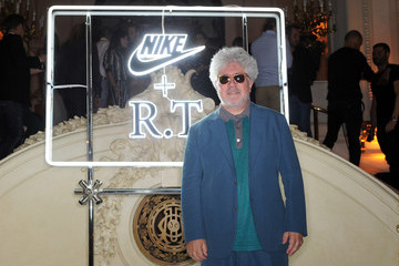 Pedro Almodovar Nike x Riccardo Tisci Air Force 1 Beige Collection Launch